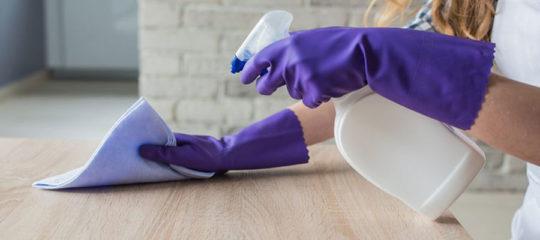 équipement d'essuyage industriel